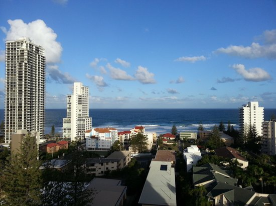 Ipanema Resort Apartments: Balcony view