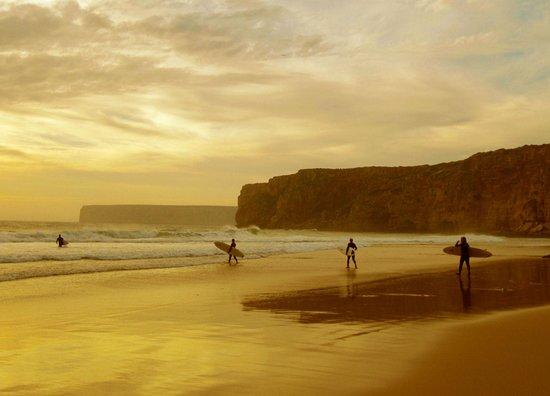 Praia do Beliche: Spiaggia di Beliche