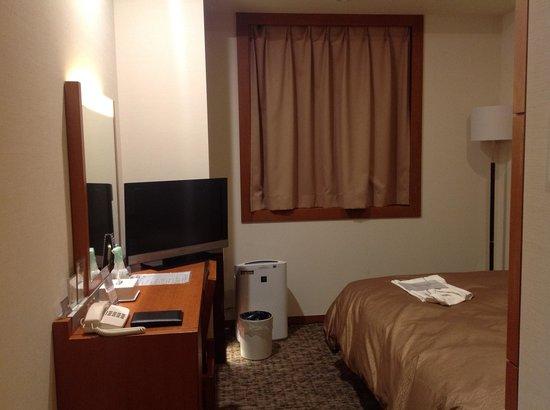 Hotel JAL City Haneda Tokyo : スタンダードシングル