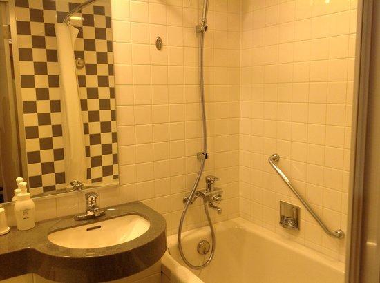 Hotel JAL City Haneda Tokyo : バスルーム