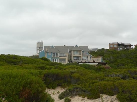 Moya Manzi Beach House: het onderkomen