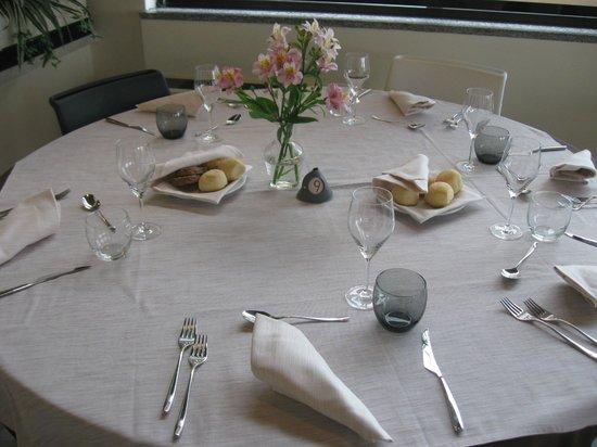 Hotel Belvedere: Il ristorante interno hotel per i clienti ma anche esterni:buono