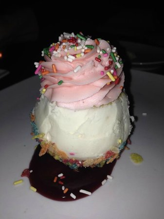 STK Midtown: 'Birthday Cake' Dessert