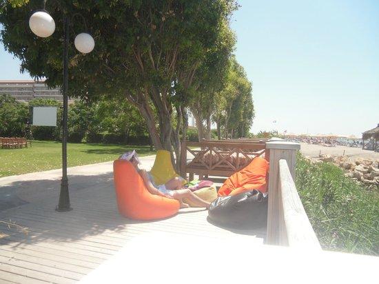 Sunrise Resort Hotel: Можно так отдохнуть, гуляя по огромной территории отеля