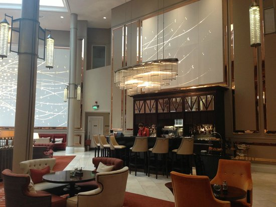 Waldorf Astoria Edinburgh - The Caledonian: Peacock Alley