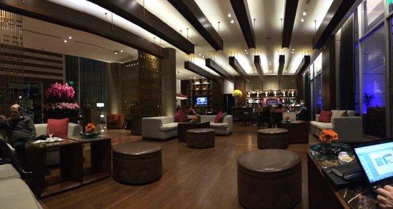 JW Marriott Hotel Bogota: Lounge