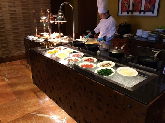 JW Marriott Hotel Bogota: Breakfast