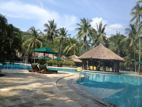 The Santosa Villas & Resort: resort