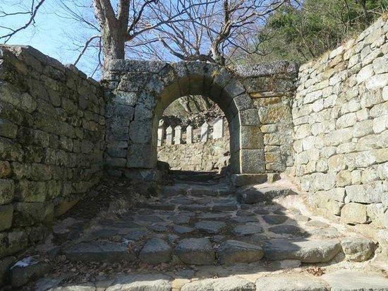 Gyoryong Sanseong Fortress