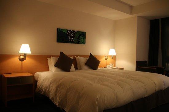Sapporo Grand Hotel : Bedroom