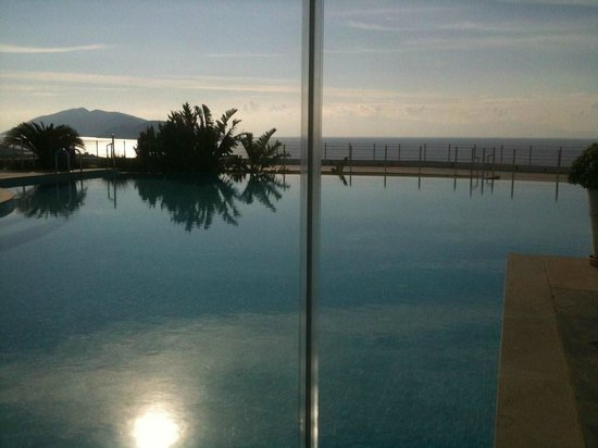 Doria Hotel Bodrum: View from the breakfast table