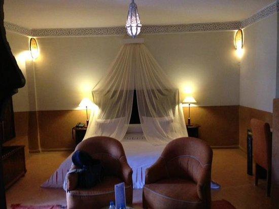 Riad Charai : chambre