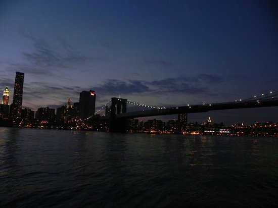 Doubletree Hotel Metropolitan - New York City: New York desde Brooklyn