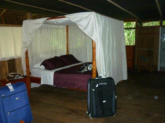 Amazonia Expeditions' Tahuayo Lodge: Lodge Principal Habitacion 16