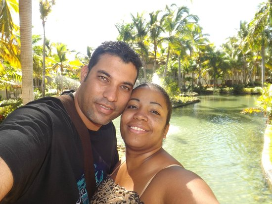 Catalonia Bavaro Beach, Casino & Golf Resort: con mi esposo
