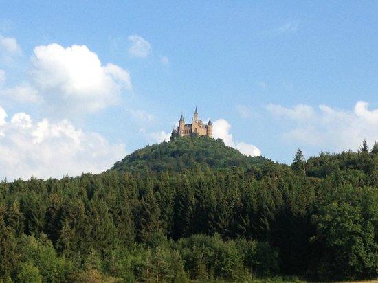 Castle of Hohenzollern: Castle