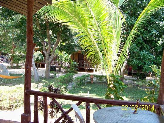 The Cottage Samui : Le jardin