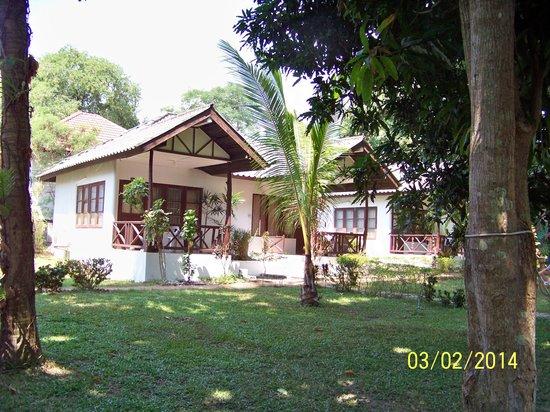 The Cottage@Samui: Les bungalows