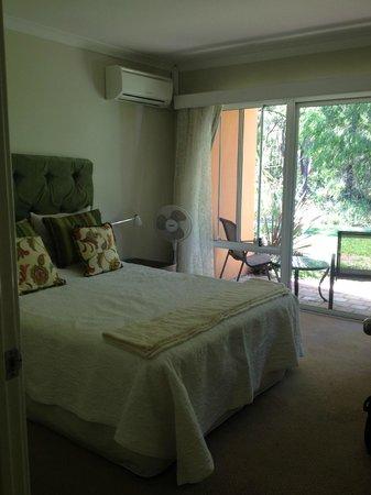 Margaret River Bed & Breakfast: The bedroom!