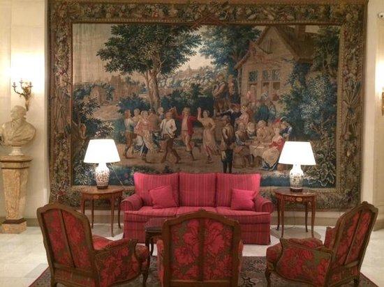 Le Bristol Paris: Lobby of Le Bristol