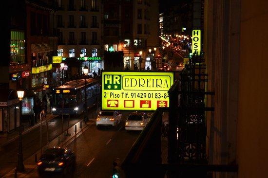 Hostal Edreira: De noche