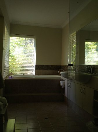 Margaret River Bed & Breakfast: Bathroom