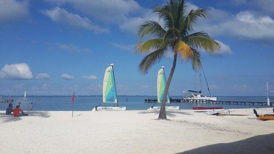 Ocean Spa Hotel: lago de ensueño