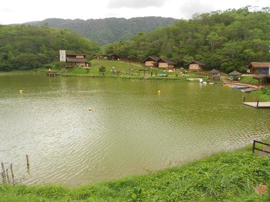 Cachaca Museum : vista do lago