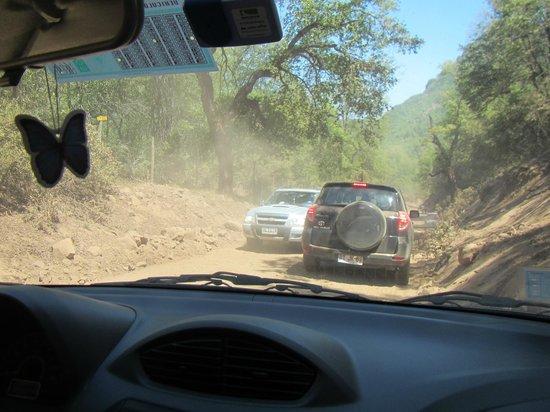 Molina, ชิลี: Parque Nacional Radal Siete Tazas