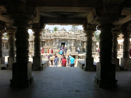Somnathpur Temple: Worthy of the drive out from Mysore