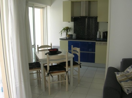 Residence Acquarine : Appart 5 personnes