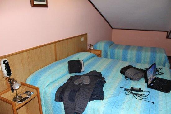 Hotel Dafne: Camera quadrupla
