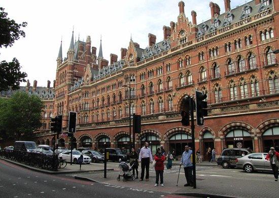 Bloomsbury: Estacion St.Pancras