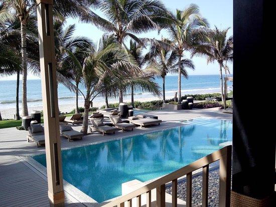 Arennas Mancora: Una vista del hotel :)