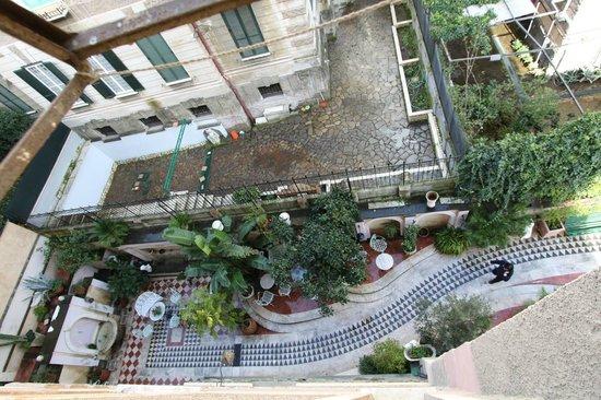 Hotel Emona Aquaeductus: Roomview