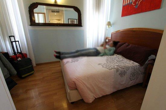 Hotel Emona Aquaeductus: Room
