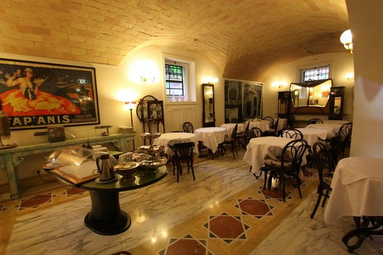 Hotel Emona Aquaeductus: Lobby