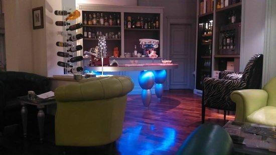 Grand Hotel Terme: Bar