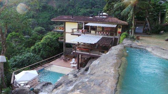 TuAkAzA Exclusive Boutique Lodge: la piscine