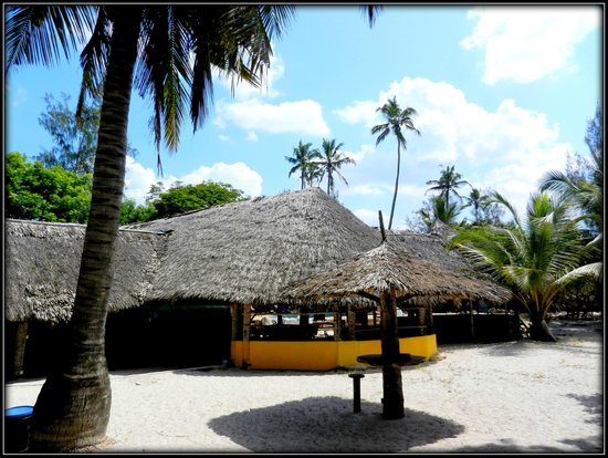 Mikadi Beach: Mikadi - Bar and Dining on the beach