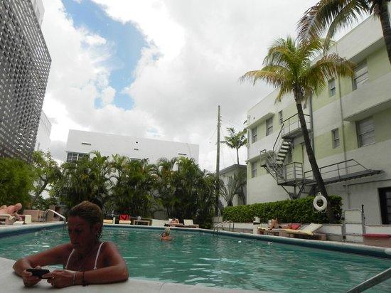 Dorchester Hotel: pileta