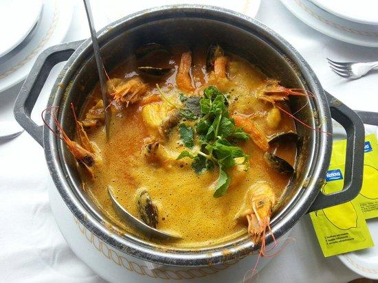 Ribamar : Рыбный суп