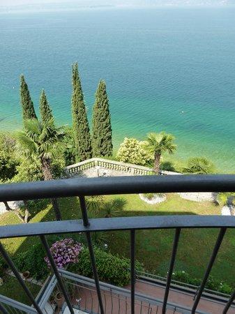 B&B My Lake : dal terrazzo