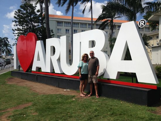 Bucuti & Tara Beach Resort Aruba : Downtown