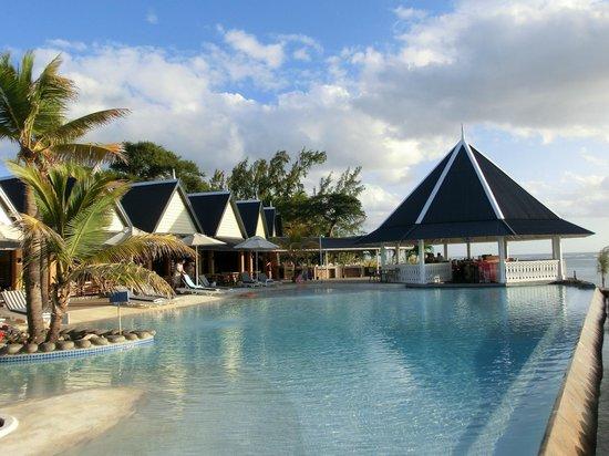 Klondike Hotel: Poolbereich