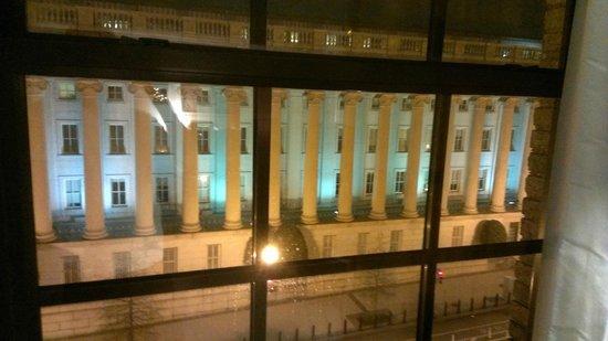 W Washington D.C.: view