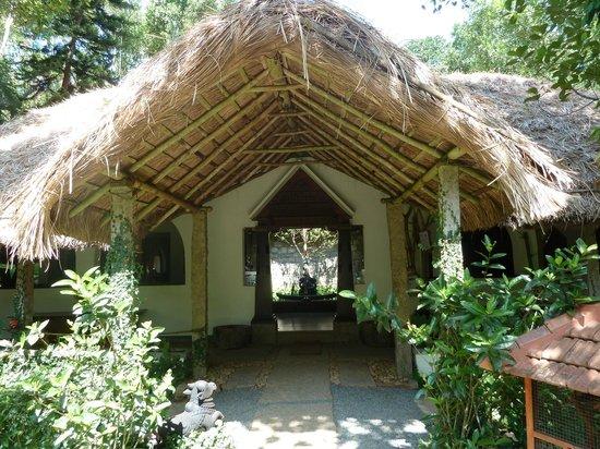 Shalimar Spice Garden - An Amritara Private Hideaway: Réception
