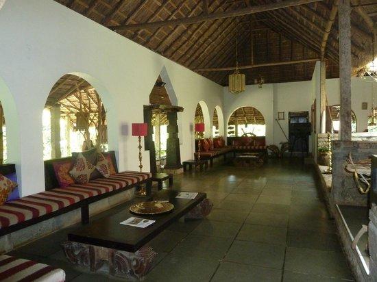 Shalimar Spice Garden - An Amritara Private Hideaway: Hall de réception