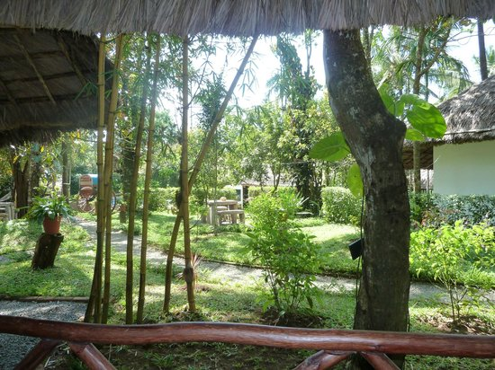 Shalimar Spice Garden - An Amritara Private Hideaway: Vue de notre chambre