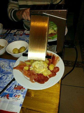 Une Fois De Plus Toujours Aussi Bon Avec L 39 Accueil Chaleureux Picture Of La Table